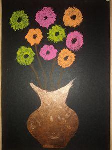 A decent flower pot