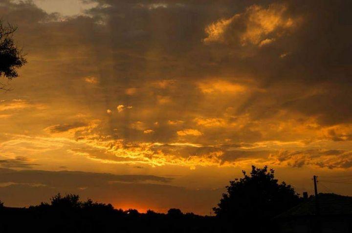 Sunset - Abedalrahman samara