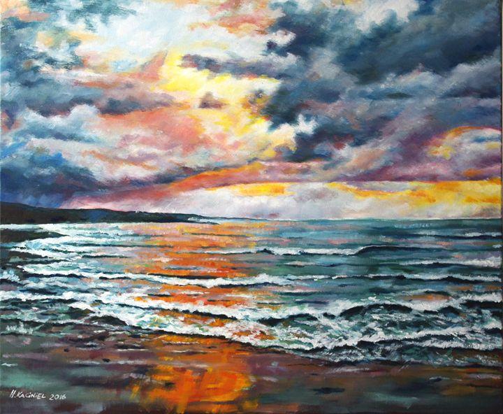 The stormbringer - Hanna Kaciniel