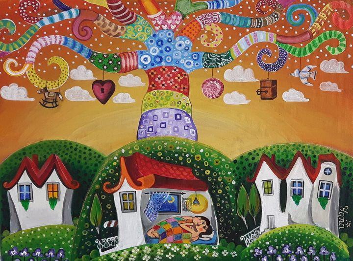 Tree of love - Yana Ilieva