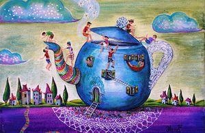 Teapot - Yana Ilieva