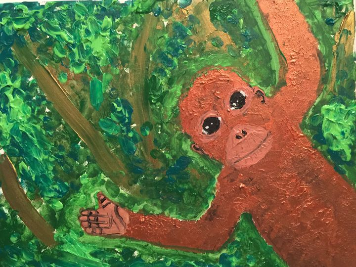 Save the Trees, Save Me - Faces Of The Endangered