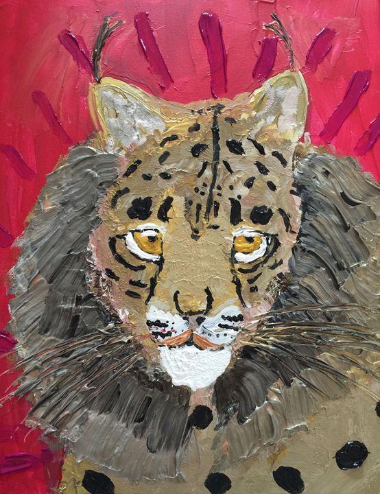 Feline Fear - Faces Of The Endangered