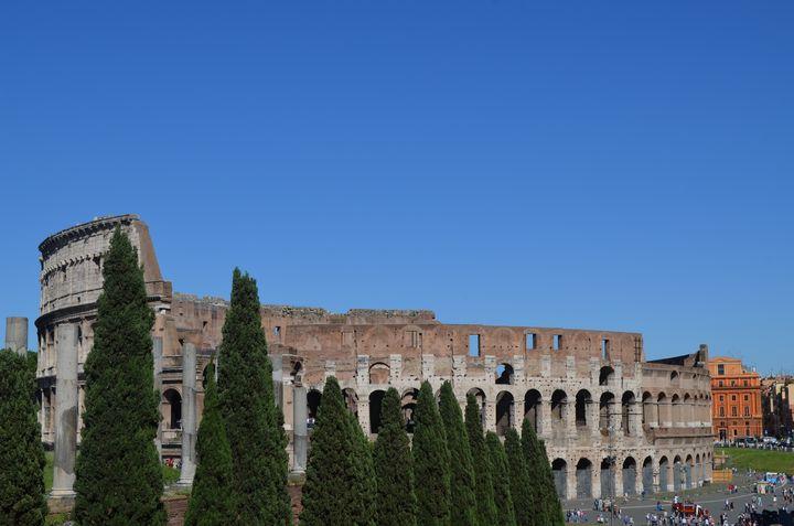 Colosseum - Dana's Art