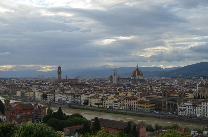 Florence - Dana's Art