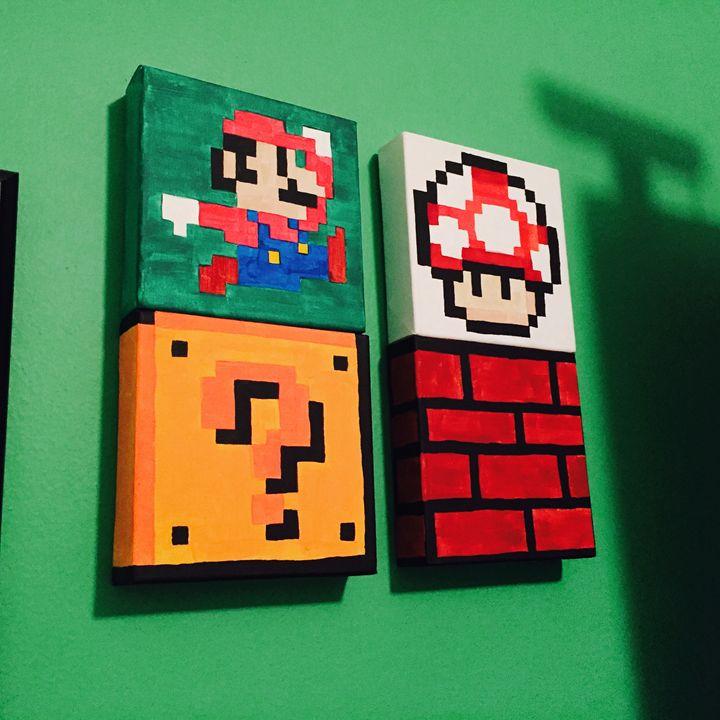 Super mario - Chocho artwork