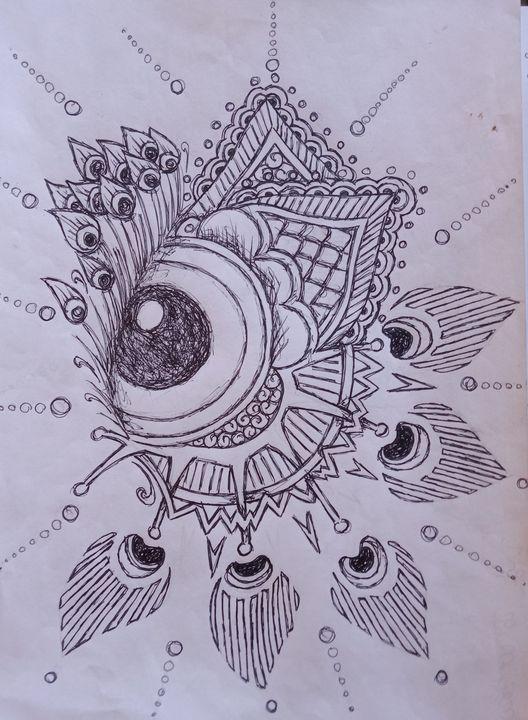 The eye - Dufs.designs