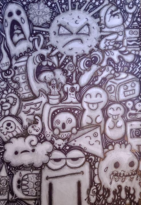 My Covid - Dufs.designs