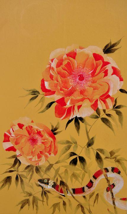 black&red1# - Yuanchi Qiao