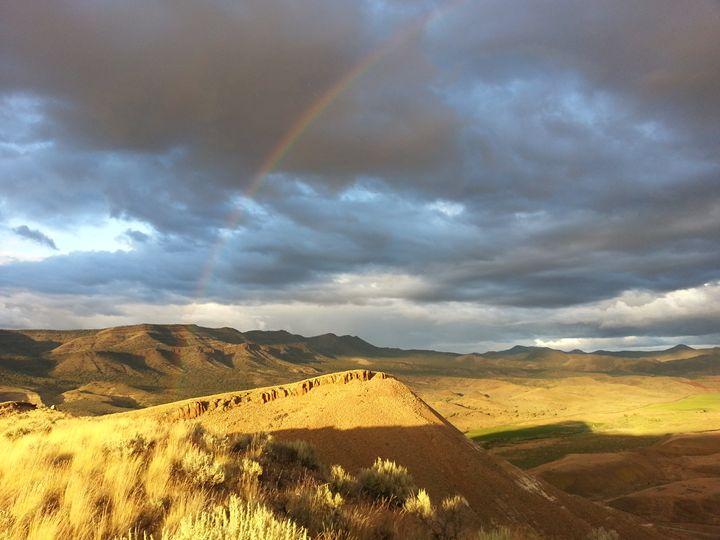 Painted Hills - Oregon - SchennCo Images