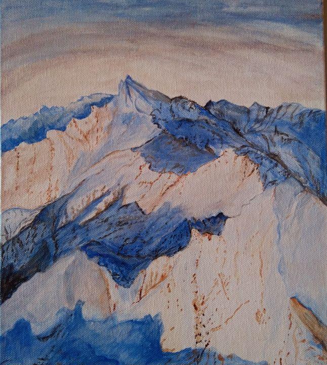 Mighty Mountain - N3hart