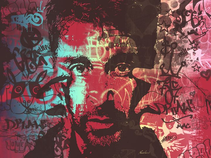 Al Pacino - Ionut Nechifor ARTGallery