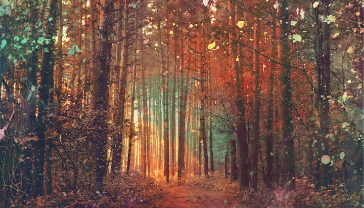 Brown Forest - Ionut Nechifor ARTGallery