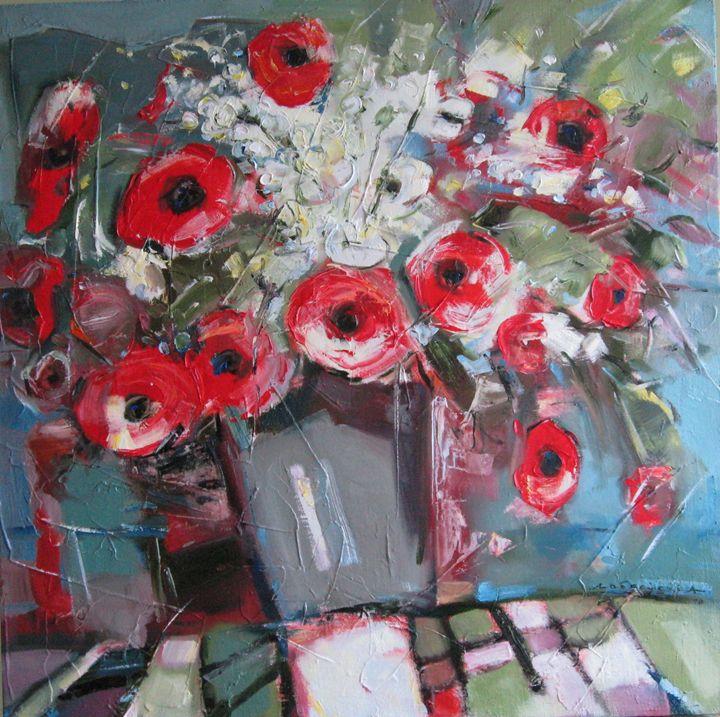 Flowers - Labkouski Art
