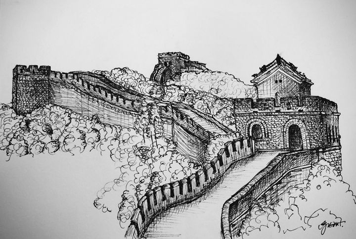 The Great Wall of China - Charlotte XU
