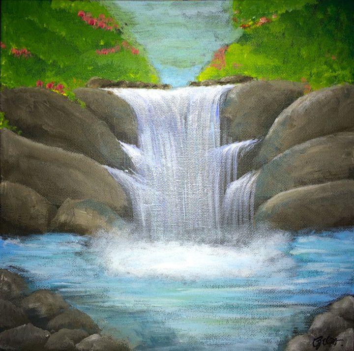 Waterfall - Charlotte XU