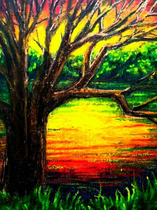 Color me nature - Pieces of Joy