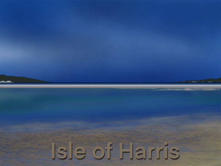Isle of Harris Beach - Chris Martin