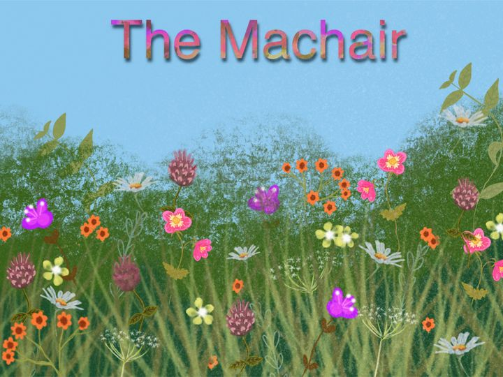 The Machair - Chris Martin