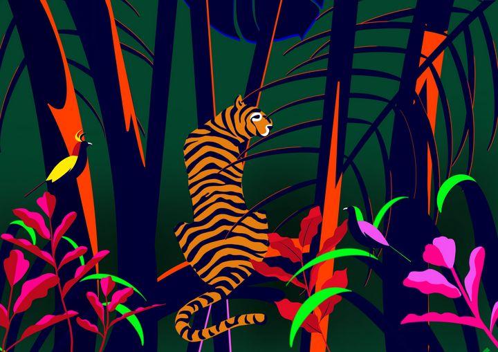 The Jungle - Chris Martin