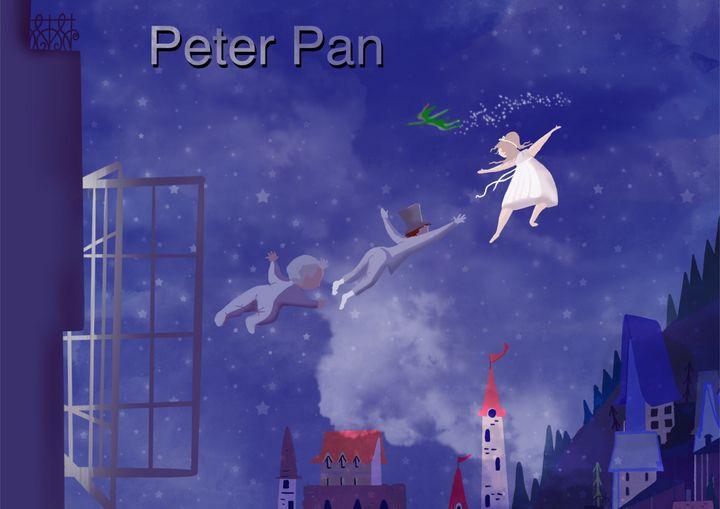 Peter Pan - Chris Martin