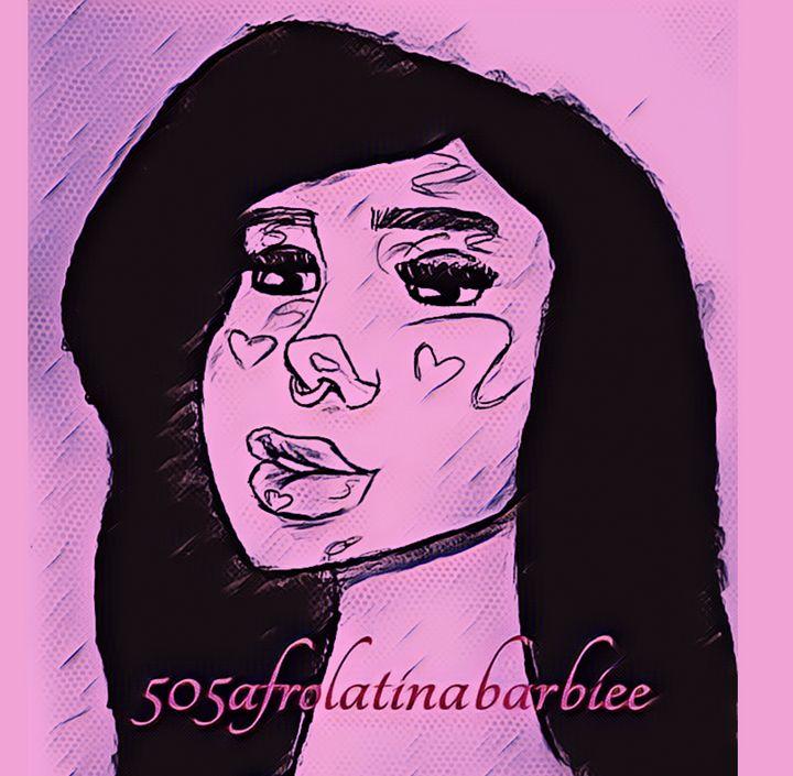 Sophia queen of love - Afrolatinabarbiee