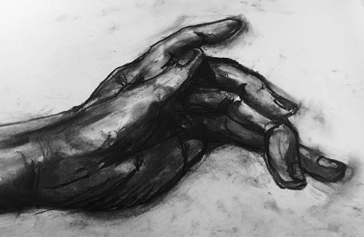 Hand 1727 - IanMorrisArt