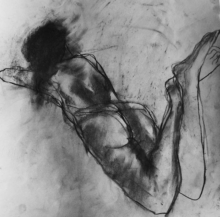 Female nude 1397 - IanMorrisArt