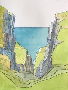 Scottish Island