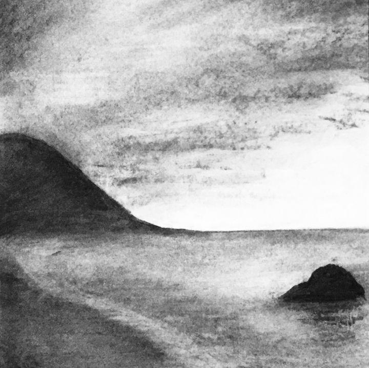 Sunset - IanMorrisArt
