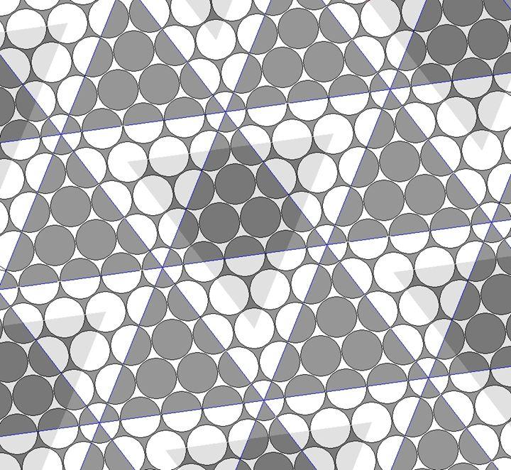 Grey Polka Dots - Geometry