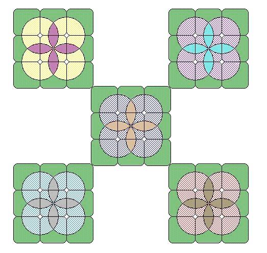 Flowers - Geometry