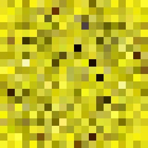 abstract-yellow digital painting - digitalpainter