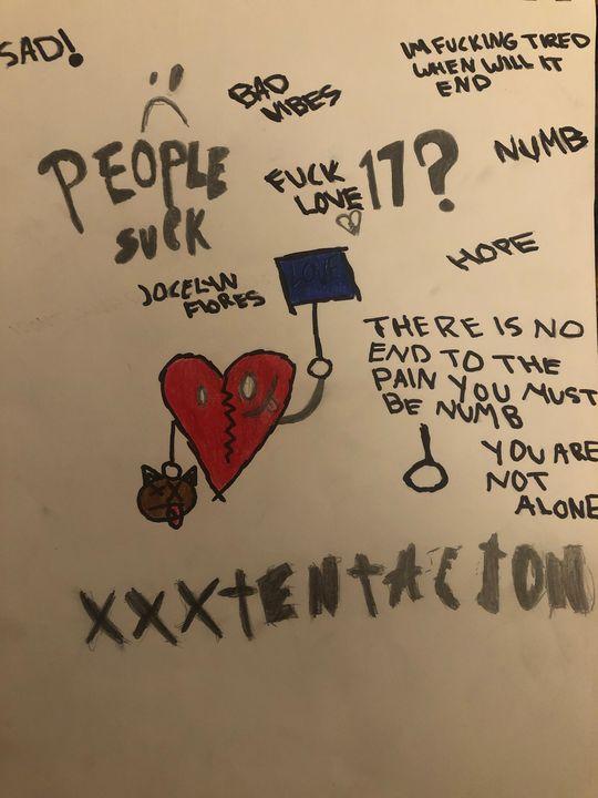 Xxxtentacion - Trippy drippy hippy