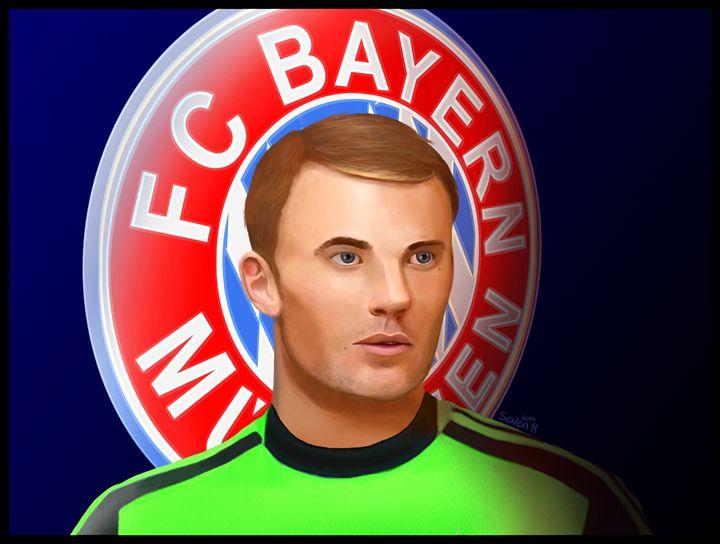 Manuel Neuer - seven11