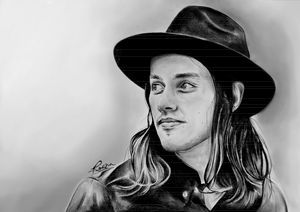 James Bay Drawing