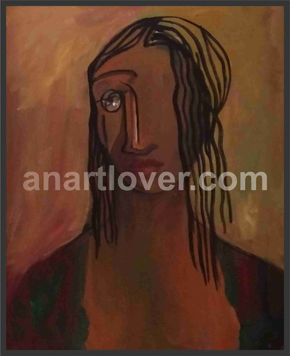 Cleopetra- A Lady - An Art Lover