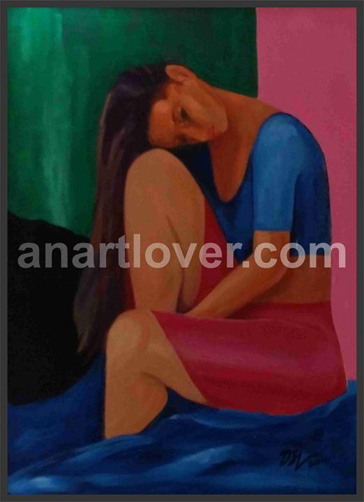 Waiting..... - An Art Lover