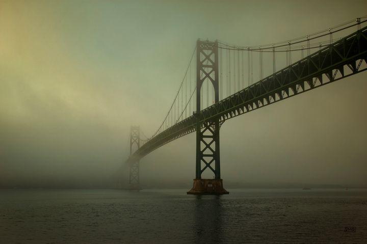 Mount Hope Bridge - Dave Gordon Arts