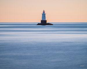 Sakonnet Point Lighthouse Little Com