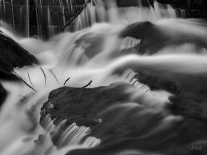 Blackstone River XXVIII BW