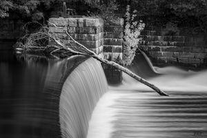 Blackstone River XII BW
