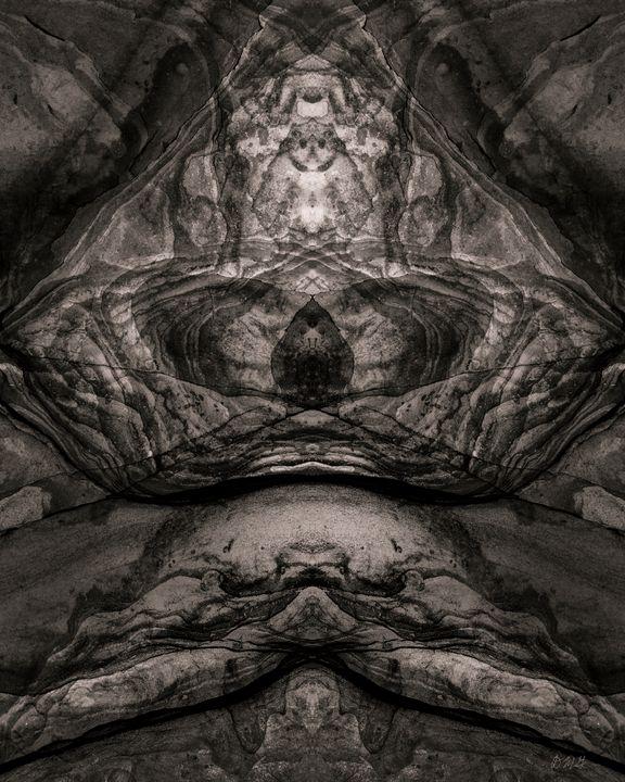 Untitled XIV Toned - Dave Gordon Arts