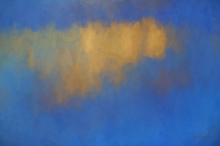 Color Abstraction LVI - Dave Gordon Arts