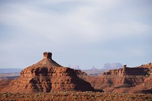 Valley of the Gods I