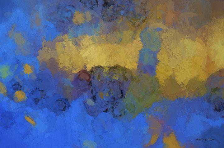 Color Abstraction LVIII - Dave Gordon Arts