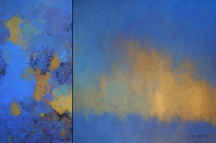 Color Abstractioin LX - Dave Gordon Arts