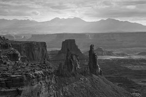 Canyonlands NP III BW
