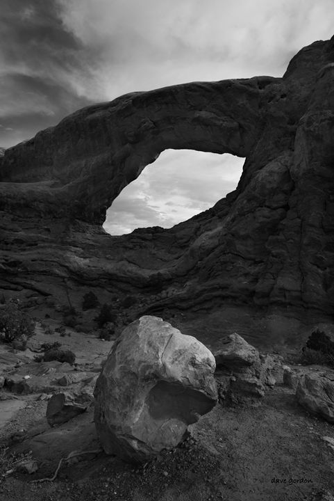 Arches NP XIV - Dave Gordon Arts