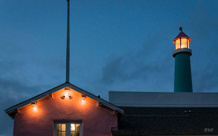Fishermans Wharf Monterey II Color - Dave Gordon Arts
